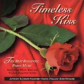 Timeless Kiss - The Best Romantic Piano Music