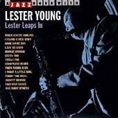 Lester Young (Saxophone): Lester Leaps In [Jazz Hour 73571]