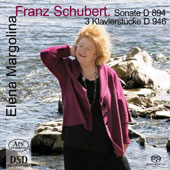 Franz Schubert: Sonata D 894; 3 Three Piano Pieces, D 946 / Elena Margolina, piano