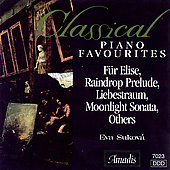 Classical Piano Favourites / Eva Sukov