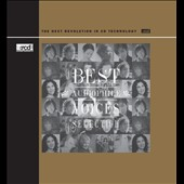 Various Artists: Best Audiophile Voices Selection [Blister]