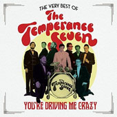 The Temperance Seven: The  Very Best of the Temperance Seven: You're Driving Me Crazy *
