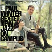 Paul Winter (Sax): New Jazz on Campus