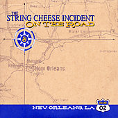 The String Cheese Incident: On the Road: 04-28-02 New Orleans, LA