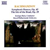 Rachmaninov: Symphonic Dances, etc / Bátiz, Royal PO