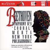 Basic 100 Vol 1 - Beethoven: Symphony No 9 / Mehta