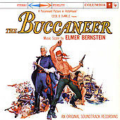 Elmer Bernstein (Composer/Conductor): The Buccaneer (Original Soundtrack Recording)