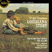 Thomson: Louisiana Story, etc / Corp, New London Orchestra