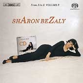 Flute Works From A to Z Vol 3 / Sharon Bezaly