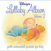 Disney/Fred Mollin: Disney's Lullaby Album, Vol. 2