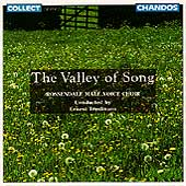 The Valley of Song / Tomlinson, Rossendale Male Voice Choir