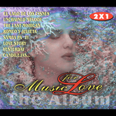 Various Artists: Music for Love: The Album [Slipcase]