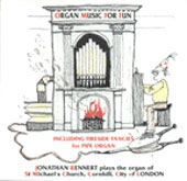 Organ Music for Fun / Jonathan Rennert