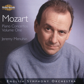 Mozart: Piano Concertos Vol 1 / Menuhin, English SO