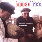 Various Artists: Bagpipes of Greece