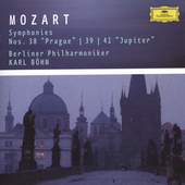 Mozart Collection - Symphonies 38, 39, 41 / B&#246;hm, et al