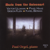Music From the Holocaust / Paul Orgel