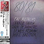 Pat Metheny: 80/81