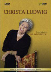 Christa Ludwig / Schubert: Die Winterreise; A Master Class with Christa Ludwig [DVD]