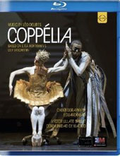 Leo Delibes: Coppélia, ballet / Victor Ullate Ballet; Communidad de Madrid, Sophie Cassegrain, Yester Mulens (choreography by Eduardo Lao) [Blu-Ray]