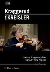 Kraggerud plays Fritz Kreisler (1875-1962) / Henning Kraggerud on Kreisler's own 'Bergonzi' violin (c.1740) performed at Oslo's historic 'Old Lodge' [DVD]
