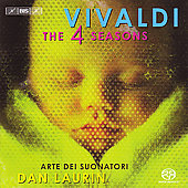 The 4 Seasons - Vivaldi / Laurin, Arte dei Suonatori