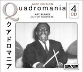 Art Blakey: Out of Nowhere