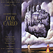 Grand Tier - Verdi: Don Carlo / Stein, Corelli, Janowitz