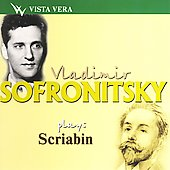 Vladimir Sofronitsky plays Alexander Scriabin