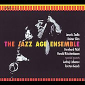 The Jazz Age Ensemble: The Jazz Age Ensemble