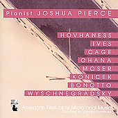 Modern Music - Hovhanness, et al / Joshua Pierce, et al
