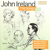 Ireland: The Songs / Luxon, Hodgson, Mitchinson, Rowlands