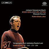Bach: Cantatas Vol 37 / Suzuki, Blaze, et al