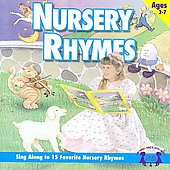Twin Sisters: Nursery Rhymes [Blister]