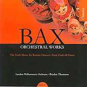 Classics - Bax - Orchestral Works Vol 9 / Bryden Thomson, London PO