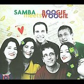 Various Artists: Samba Meets Boogie Woogie [Digipak]