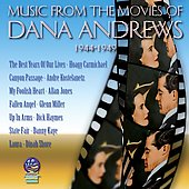 Various Artists: Music from Movies of Dana Andrews 1944-1949
