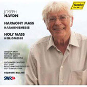 Haydn: Harmony Mass, Holy Mass / Rilling, et al