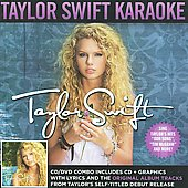 Taylor Swift: Taylor Swift Karaoke [CD/DVD]