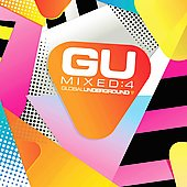 Various Artists: GU Mixed, Vol. 4 [Digipak]