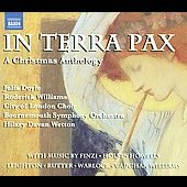 In Terra Pax - A Christmas Anthem - Finzi, Holst, Vaughan Williams, et al