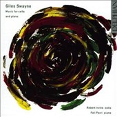 Giles Swayne: Music for Cello and Piano