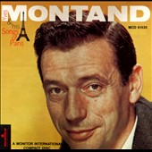 Yves Montand: Songs of Paris and Others