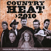 Various Artists: Country Heat 2010