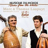 Thomas Loopuyt/Marc Loopuyt: Duo de Oud: Silsila