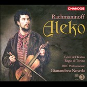 Sergey Rachmaninoff: Aleko