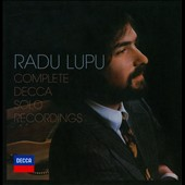 Radu Lupu: Complete Decca Solo Recordings (Box)