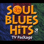 Various Artists: Soul Blues Hits: T.V. Package