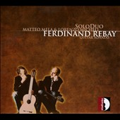 Ferdinand Rebay: Guitar Sonatas