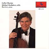 Cello Charms / Michael Rudiakov, Ron Levy
